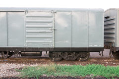 Train container Stock Images