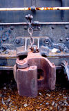 Train Coupler Stock Image