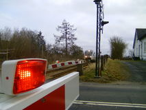 Train Crossing Stock Photos