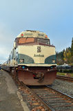 Train d'Amtrak Photos stock