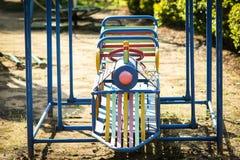 Train d'enfants Photo stock