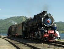 Train d'Olr Photo stock