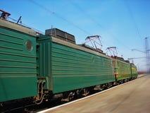 Train de fret Photo stock