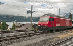 Train de fret Image stock