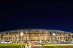 Train de Gare De Strasbourg Strasbourg - station Photographie stock libre de droits