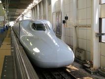 Train de Japonais Images stock