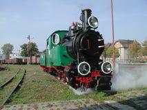 Train de jauge étroite Image libre de droits