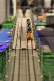 Train de LEGO Photographie stock