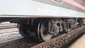 Train de masse moderne Bangkok Tha?lande pour le transport de passagers photo stock