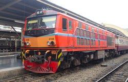 Train de masse moderne Bangkok Tha?lande pour le transport de passagers photos stock