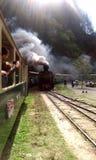 Train de Mocanita photos libres de droits