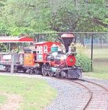 Train de parc d'attractions Photos libres de droits