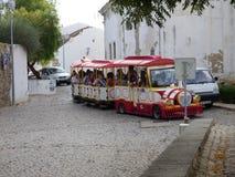 Train de touristes Photos libres de droits