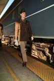 Train de troupe de jour de Pearl Harbor Image stock