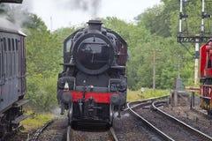 Train de vapeur images libres de droits