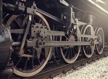 Train de vapeur Image stock