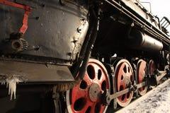 Train de vapeur photo libre de droits