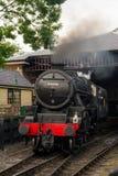 Train 44806 de vapeur Image stock