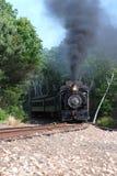 Train de vapeur Exécuter-par Images stock