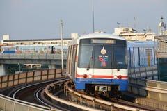 Train de ville Image stock