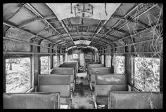 Train of Decay Royalty Free Stock Photo