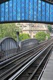 Train Depot stock photography