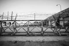 Train depot at Piraeus royalty free stock photos