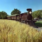 Train display at Mosaicanada Stock Photography