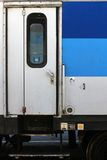 Train door Stock Photo