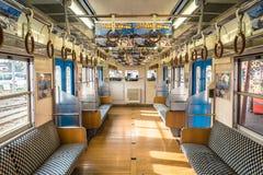 Train du Japon images libres de droits