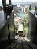 Train elevator in Salvador da Bahia. Brazil. Plano Goncalves Stock Photo