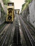 Train elevator in Salvador da Bahia. Brazil. Plano Goncalves Royalty Free Stock Photo