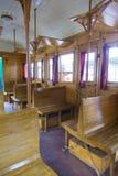 Train exhibition at Gara de Nord Royalty Free Stock Photos