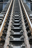 train ferroviaire Images stock