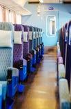 Train finlandais Images libres de droits