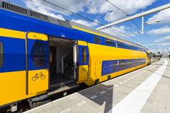 Train Holland Stock Image