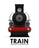 Train icon Stock Image