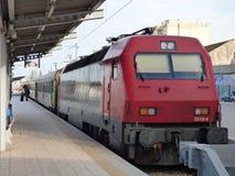 Train inter de ville Image libre de droits