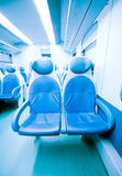 Train interior Stock Photos