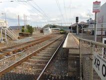 Train irlandais de DARD Image stock