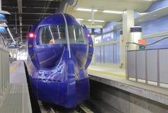Train Japon d'Osaka Rapit Photo stock