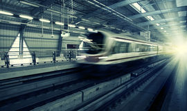 Train link a Royalty Free Stock Photo