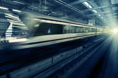 Train link Royalty Free Stock Image