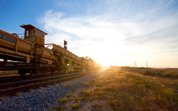 Train locomotive Royalty Free Stock Photography