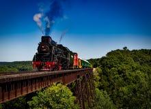 Train, Locomotive, Travel Royalty Free Stock Photo