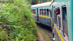 Train. Madagascar Royalty Free Stock Photos