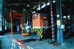 Train Maintenance Royalty Free Stock Images