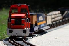 Train miniature Stock Image