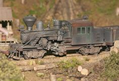 Train modèle images stock