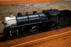 Train model n the Station of the Chattanooga Choo Choo in Chattanooga Tennessee USA. Chattanooga is internationally known for the 1941 song, the world`s first stock photos